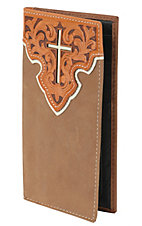 Nocona Bay Apache Rodeo Wallet/Checkbook Cover N5431044