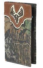 Nocona Camouflage Rodeo Wallet/Checkbook Cover N54318222