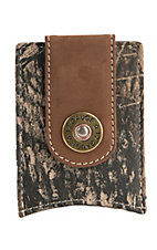 Nocona Camouflage w/ Shotgun Shell Money Clip  N54446222