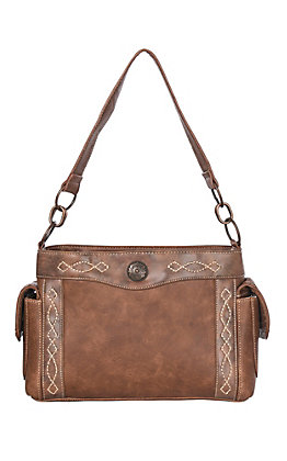 Blazin Roxx Women's Ivy Concealed Carry Satchel