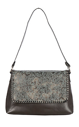 Blazin Roxx Katelyn Brown Concealed Weapon Purse