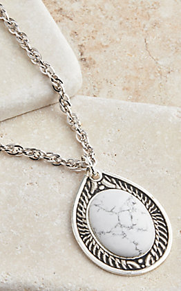 Montana Silversmiths Birch Creek Necklace
