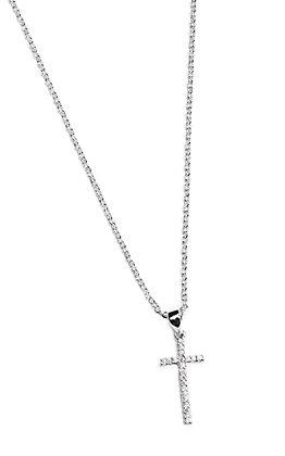 Montana Silversmiths Elongated Cross Necklace