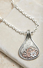 Montana Silversmiths Secret Garden Necklace