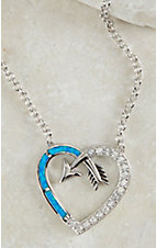 Montana Silversmiths Follow Your Heart Arrow Necklace