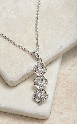 Montana Silversmiths Lassoed Starlight Necklace