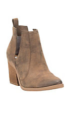 Not Rated Women's Shea Tan V Cut Fashion Booties