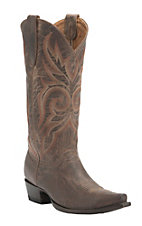 Old Gringo Women's Altaman Dust Mad Dog Goat Snip Toe Western Boots