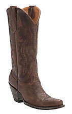 Old Gringo Women's Rio Brass Goat Snip Toe Western Boots