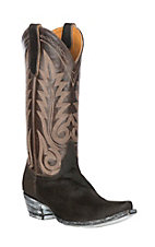 XAN Old Gringo Women's Nevada Hair On Western Exotic Snip Toe Boots