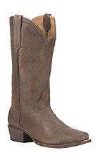 Old Gringo Men's Chocolate Cowhide Western Round Toe Boots