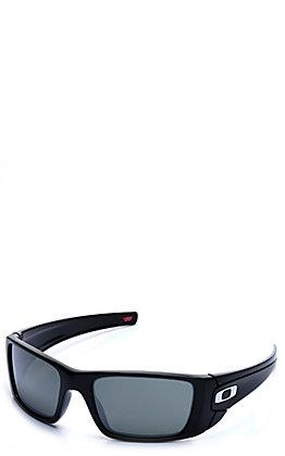 Oakley Gascan Matte Black with Prizm Black Lenses Sunglasses