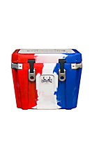 Orion 25 Red, White & Blue Cooler