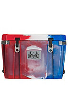 Orion 45 Red, White & Blue Cooler
