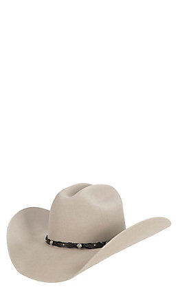 Cavender's 3X Hickory Stone Premium Wool Cowboy Hat