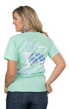 Lazy J Ranch Wear Pineapple Island Reef T-Shirt