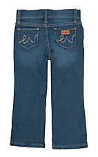 Wrangler Girls Toddlers Embroidered Jeans