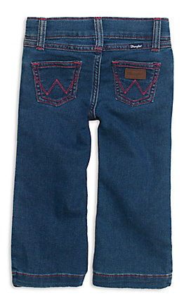 Wrangler Baby Medium Wash Trouser Jeans
