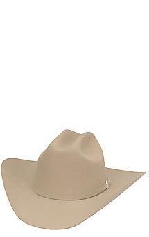 d14eb0850f6b0 Resistol 6X Wilderness Silverbelly Felt Cowboy Hat