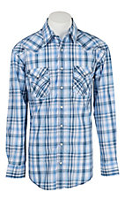 Panhandle Rough Stock Men's L/S Western Snap Shirt R0F4206