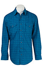 Panhandle Rough Stock Men's L/S Western Snap Shirt R0S4182