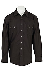 Panhandle Rough Stock Men's L/S Western Snap Shirt R0S4216