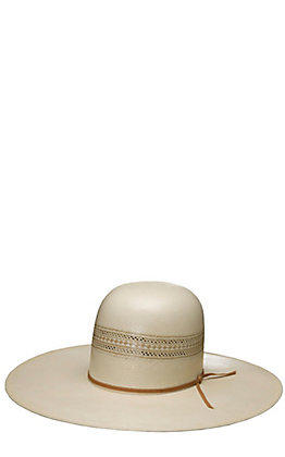 Resistol 20X Point Rider Shantung Straw Cowboy Hat