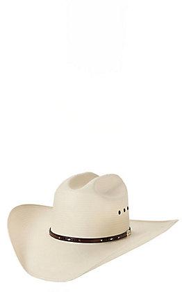 Resistol 8X George Strait Palo Duro Straw Cowboy Hat