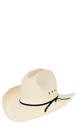 Resistol 5X Quarter Horse Straw Cowboy Hat