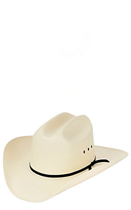 Resistol 5X Rodeo Straw Cowboy Hat