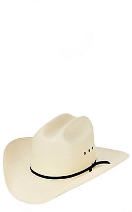 Resistol 5X Rodeo Straw Cowboy Hat