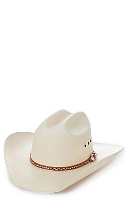 Resistol 10X George Strait Monroe Comfort Straw Cowboy Hat