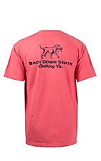 Back Down South Paprika with Signature Raybans Logo Short Sleeve Pocket Tee RAYBANPAP