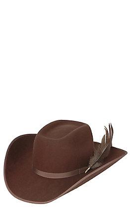 Resistol Kids Holt Jr. Cordova Felt Cowboy Hat