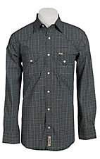 Rafter C Cowboy Collection Men's L/S Western Snap Shirt RC1440708