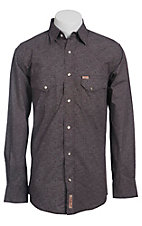 Rafter C Cowboy Collection Men's L/S Western Snap Shirt RC1440709