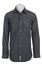 Rafter C Cowboy Collection Men's L/S Western Snap Shirt RC1440711