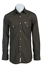 Rafter C Cowboy Collection Men's L/S Western Snap Shirt RC1440713