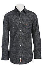 Rafter C Cowboy Collection Men's L/S Western Snap Shirt RC1440902