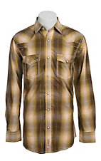 Rafter C Cowboy Collection Men's L/S Western Snap Shirt RC1440903