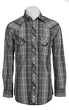 Rafter C Cowboy Collection Men's L/S Western Snap Shirt RC1441001