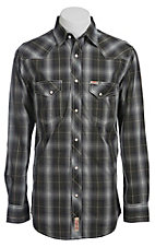 Rafter C Cowboy Collection Men's L/S Western Snap Shirt RC1441002