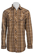 Rafter C Cowboy Collection Men's L/S Western Snap Shirt RC1441101