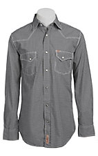 Rafter C Cowboy Collection Men's L/S Western Snap Shirt RC1441103