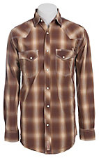 Rafter C Cowboy Collection Men's L/S Western Snap Shirt RC1441111