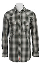 Rafter C Cowboy Collection Men's L/S Western Snap Shirt RC1441112