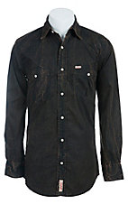 Rafter C Cowboy Collection Men's L/S Western Snap Shirt RC1441304