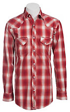 Rafter C Cowboy Collection Men's L/S Western Snap Shirt RC1441403