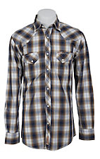Rafter C Cowboy Collection Men's L/S Western Snap Shirt RC1441409
