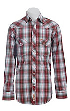 Rafter C Cowboy Collection Men's L/S Western Snap Shirt RC1441410